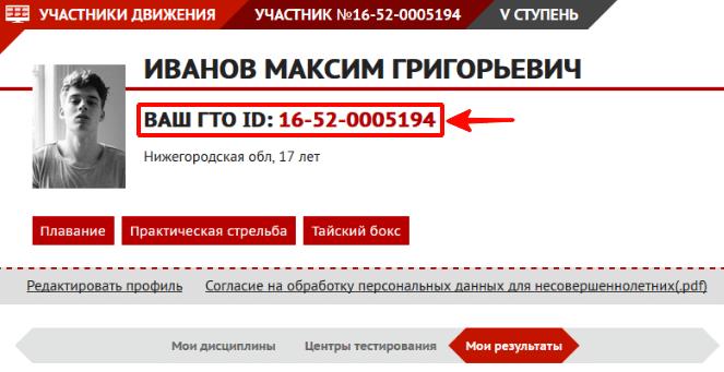 ID-номер